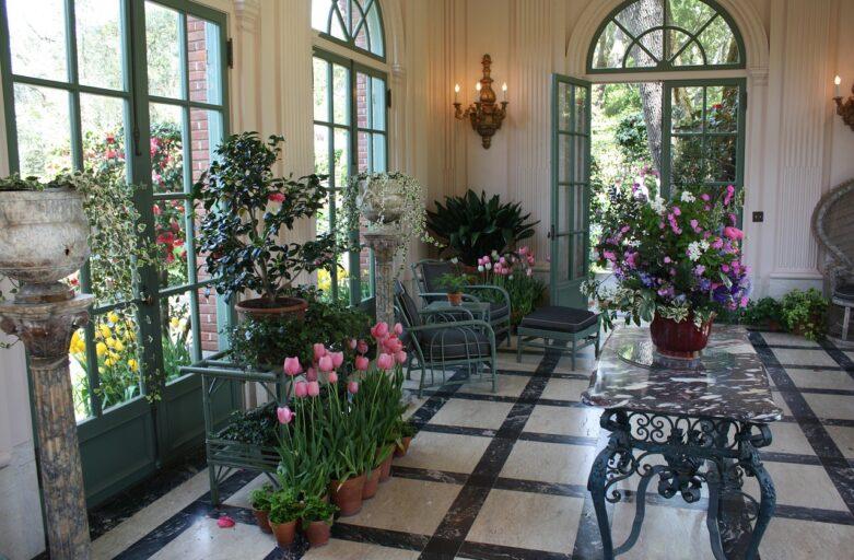 Hall of Flowers