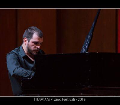 ITU MIAM PIANO FESTIVAL